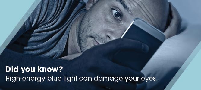 Blue Light Information